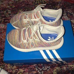Adidas multicolor Tubular Shadow sneakers